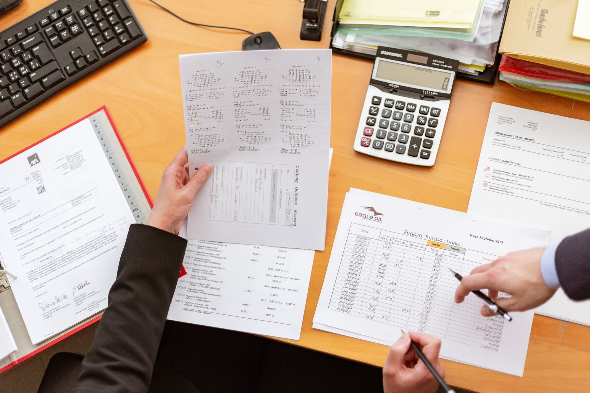CRE Asset Managers use a lot of spreadsheets